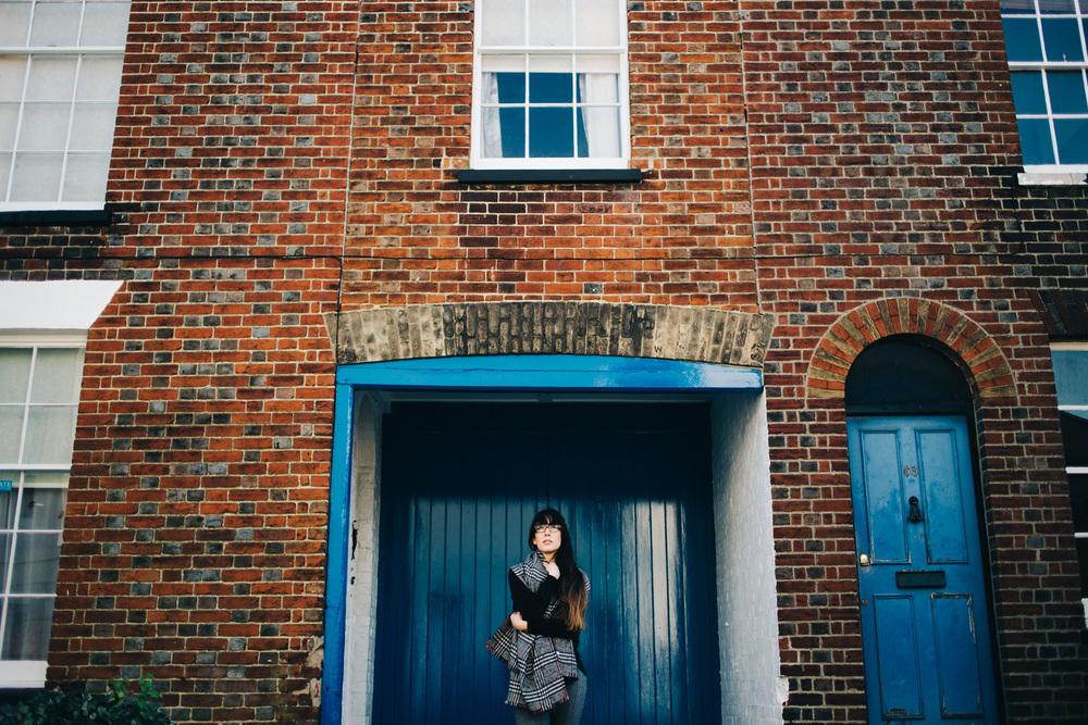 Portraitby Gavin Hardy
