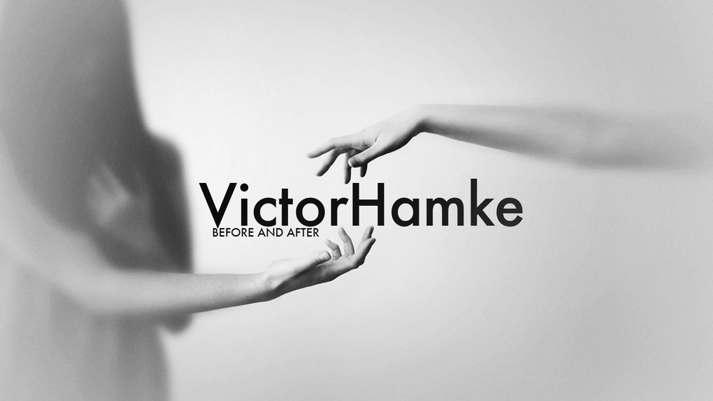 Before and After: Victor Hamke