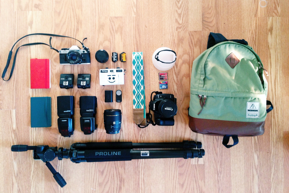 SHOW YOUR GEAR - Kayla Snell