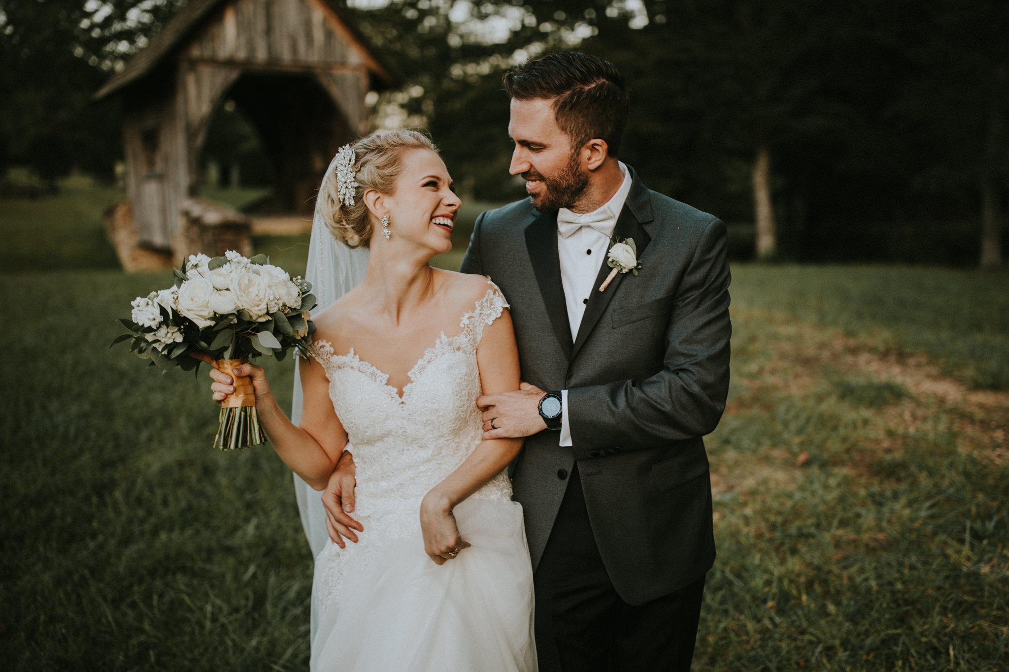 Wedding Photographer Evansville