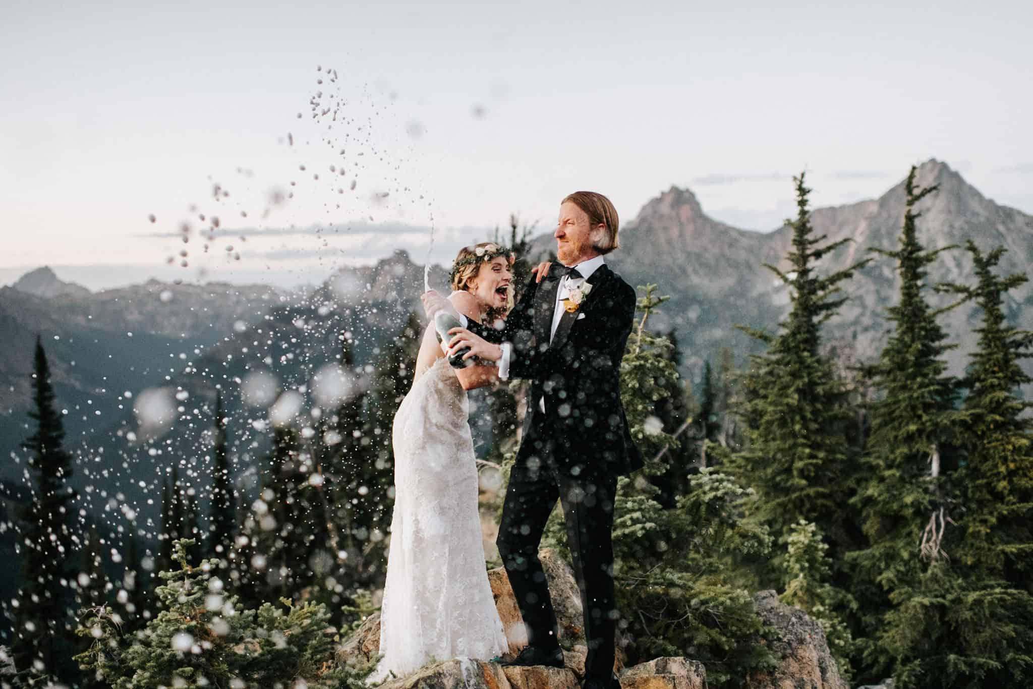 Smoky Mountain National Park Elopement Photographer