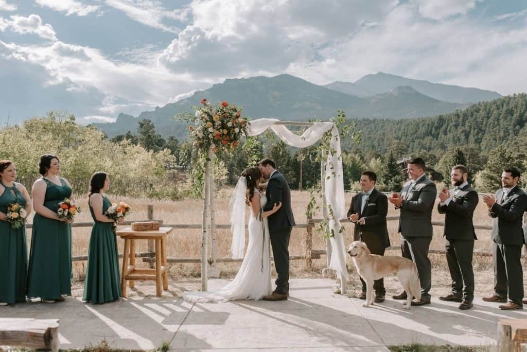 Wild Basin Lodge Venue Colorado