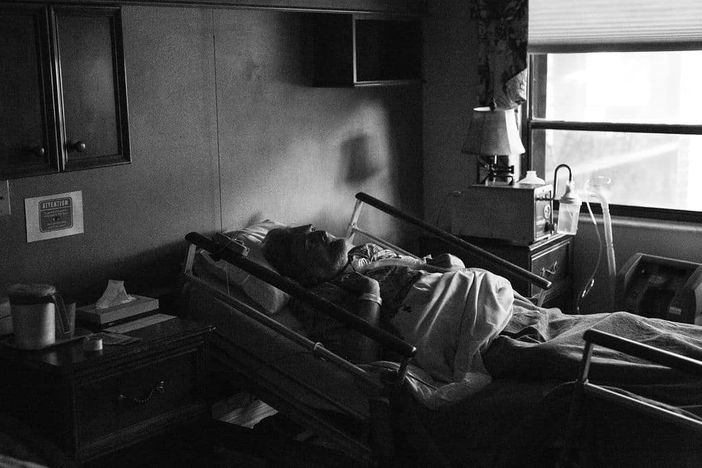 Hospice Photography