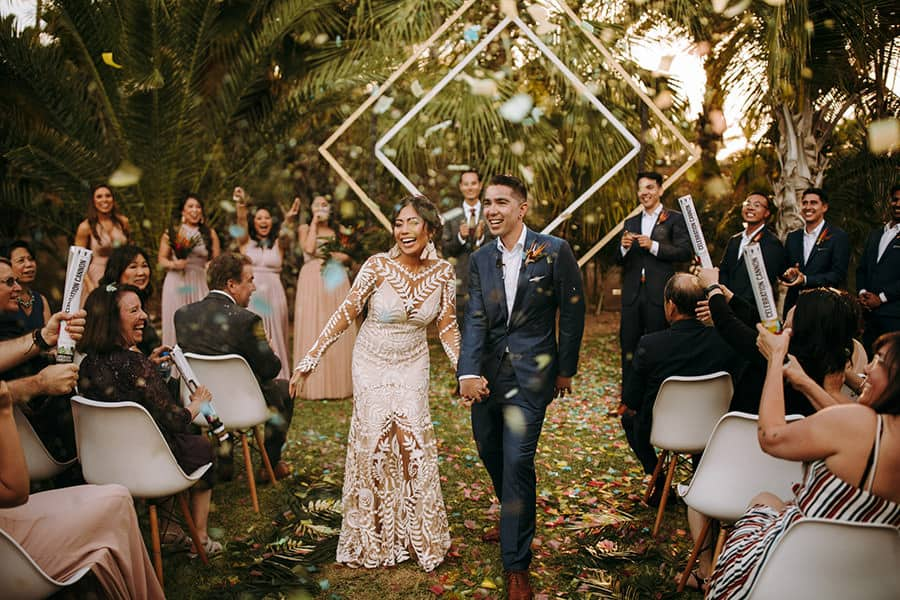 Outdoor Wedding Venues - The Top 10 most epic spots for your ceremony!