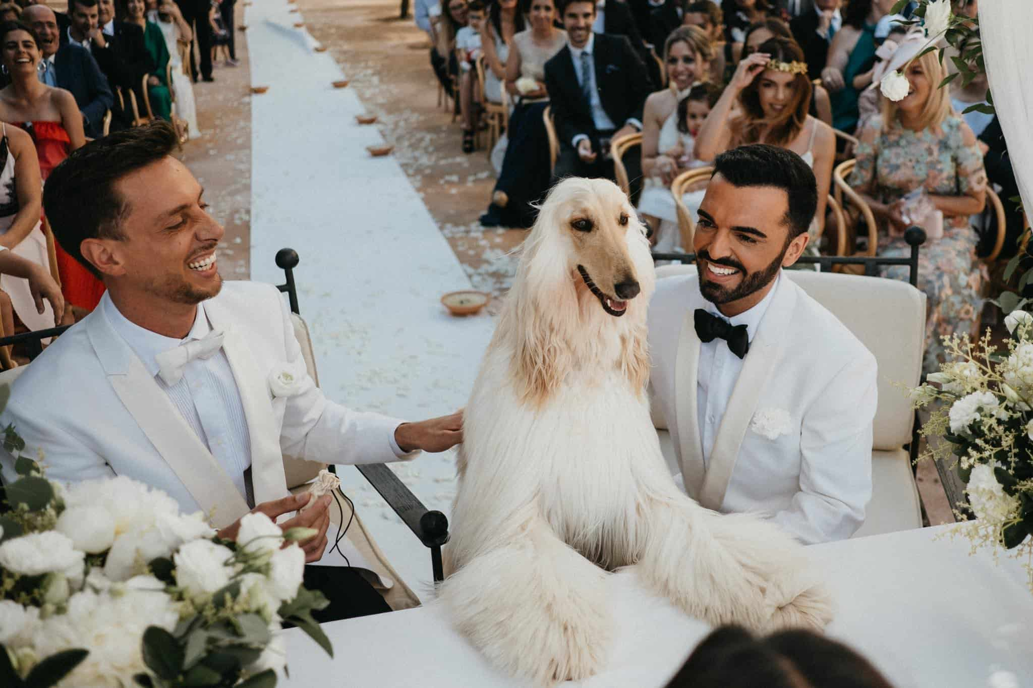 The 57 most memorable LLF wedding moments in 2018