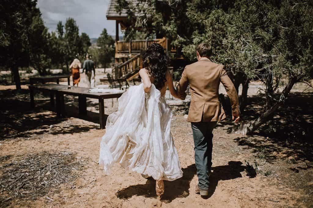 Zion National Park Wedding