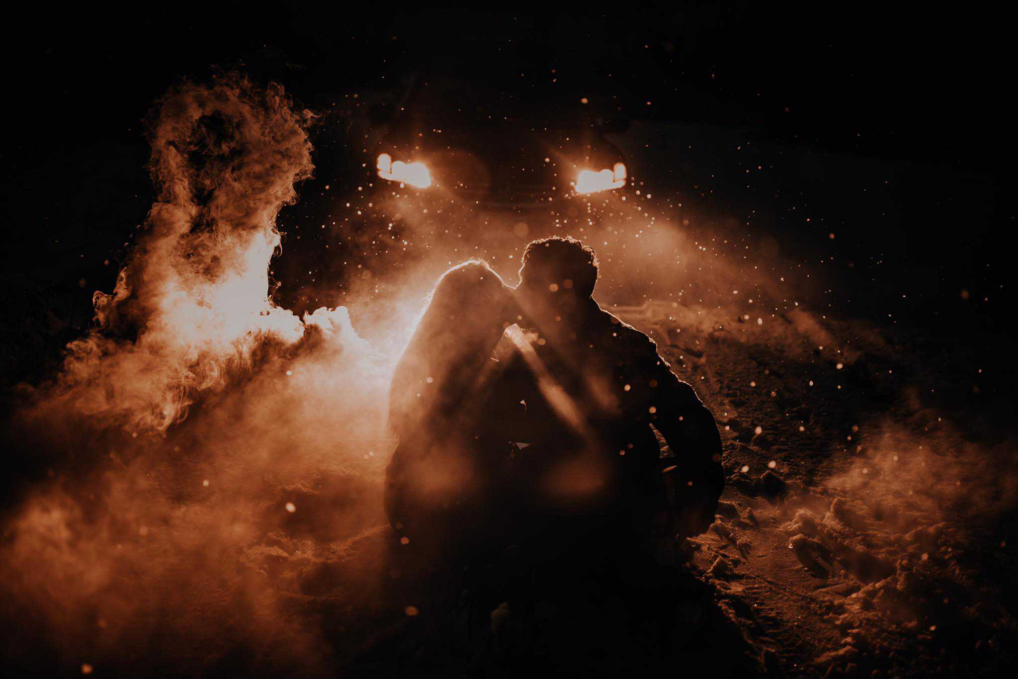 The most creative & unique Smoke Bomb Photos on LLF