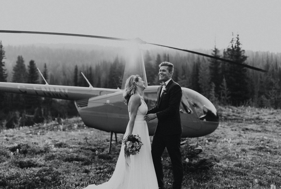 banff wedding