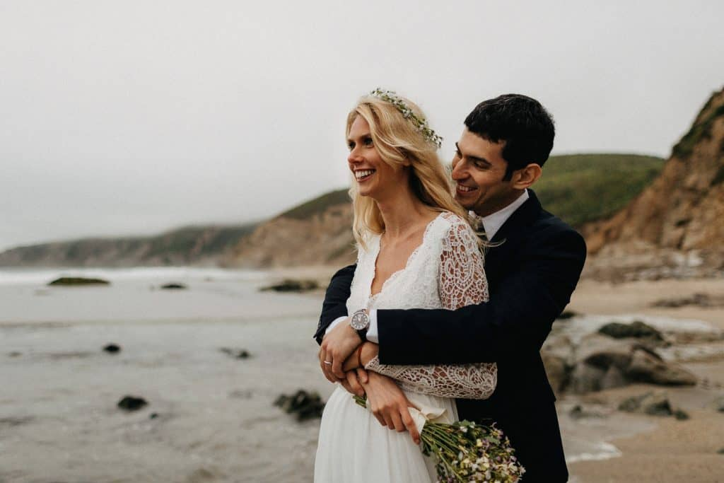 Intimate Point Reyes Elopement