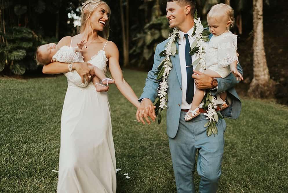 A Real Dream Wedding In Hawaii