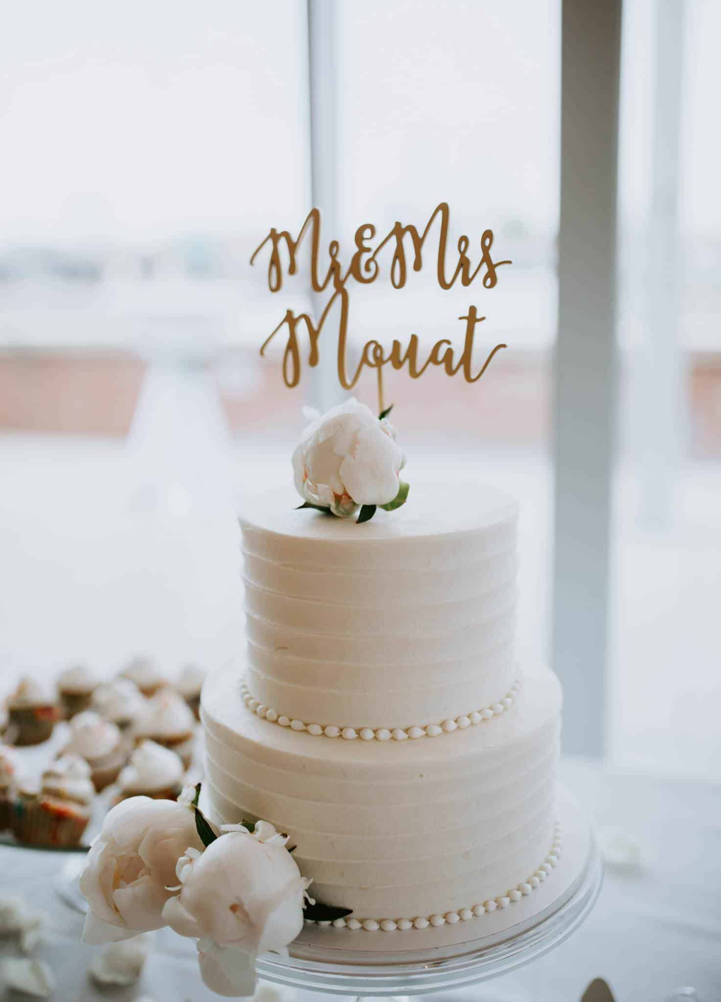 15 Delicious Wedding Cake Inspirations for 2019
