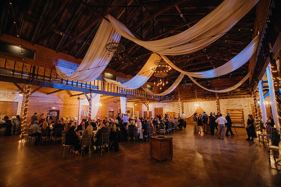 Barn Wedding Louisiana