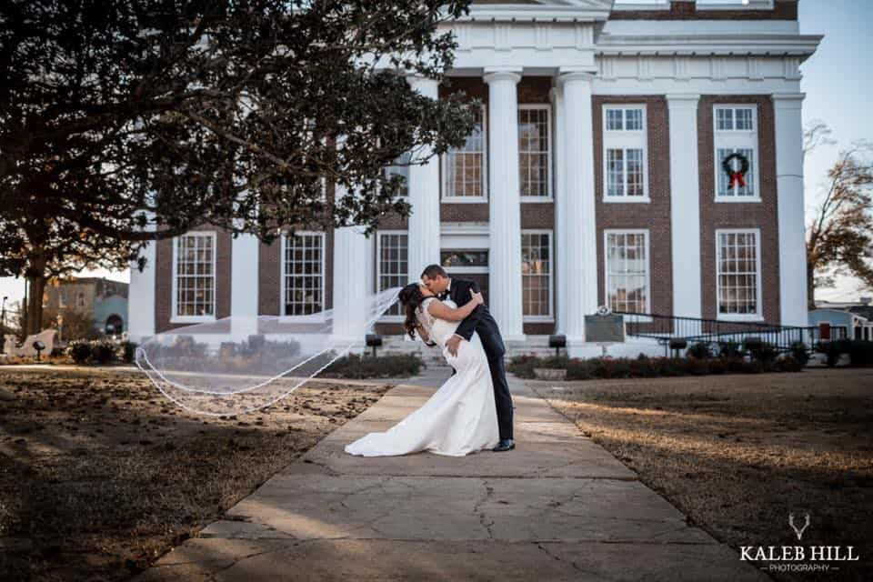 The Most Stunning Mississippi Wedding Venues Out There