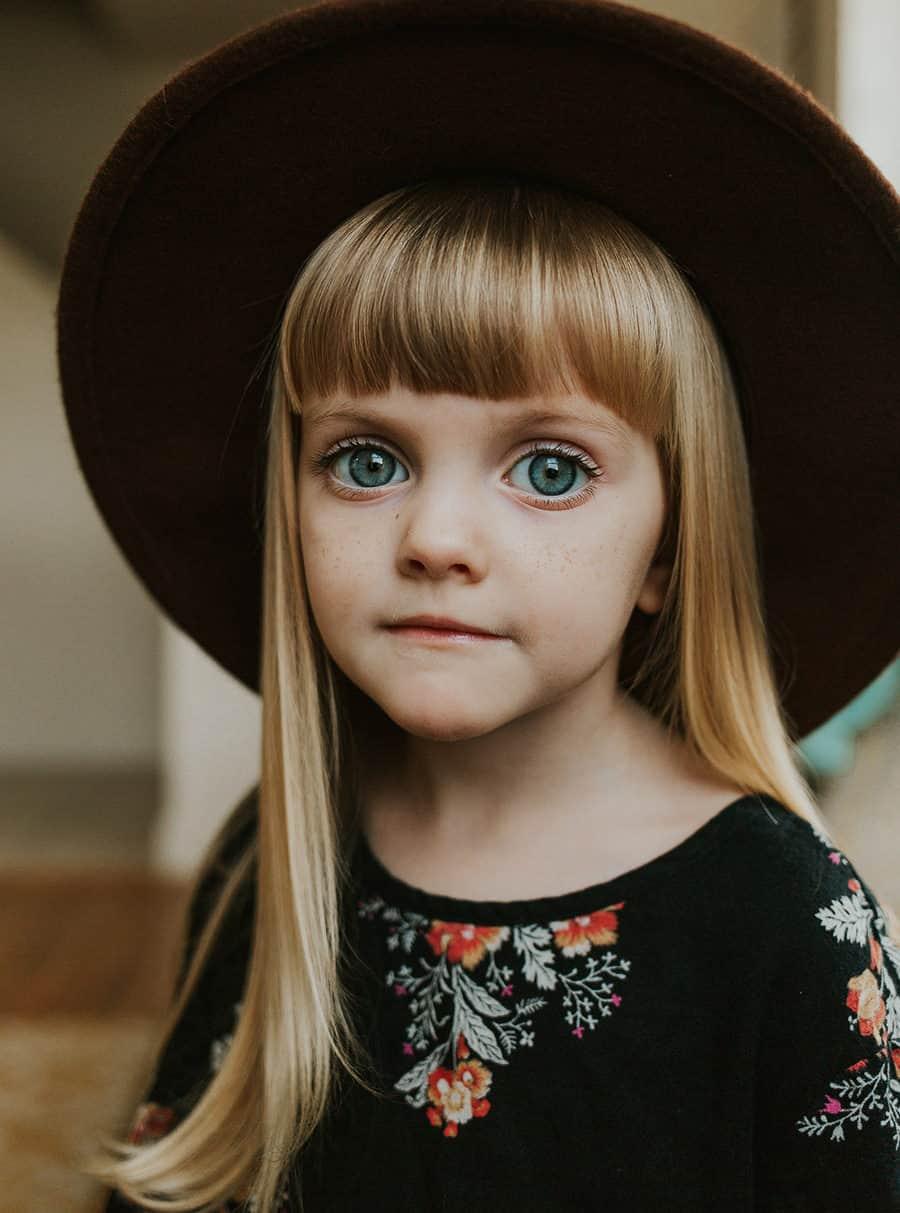 The 65 Most Unique Child Portraits Ever