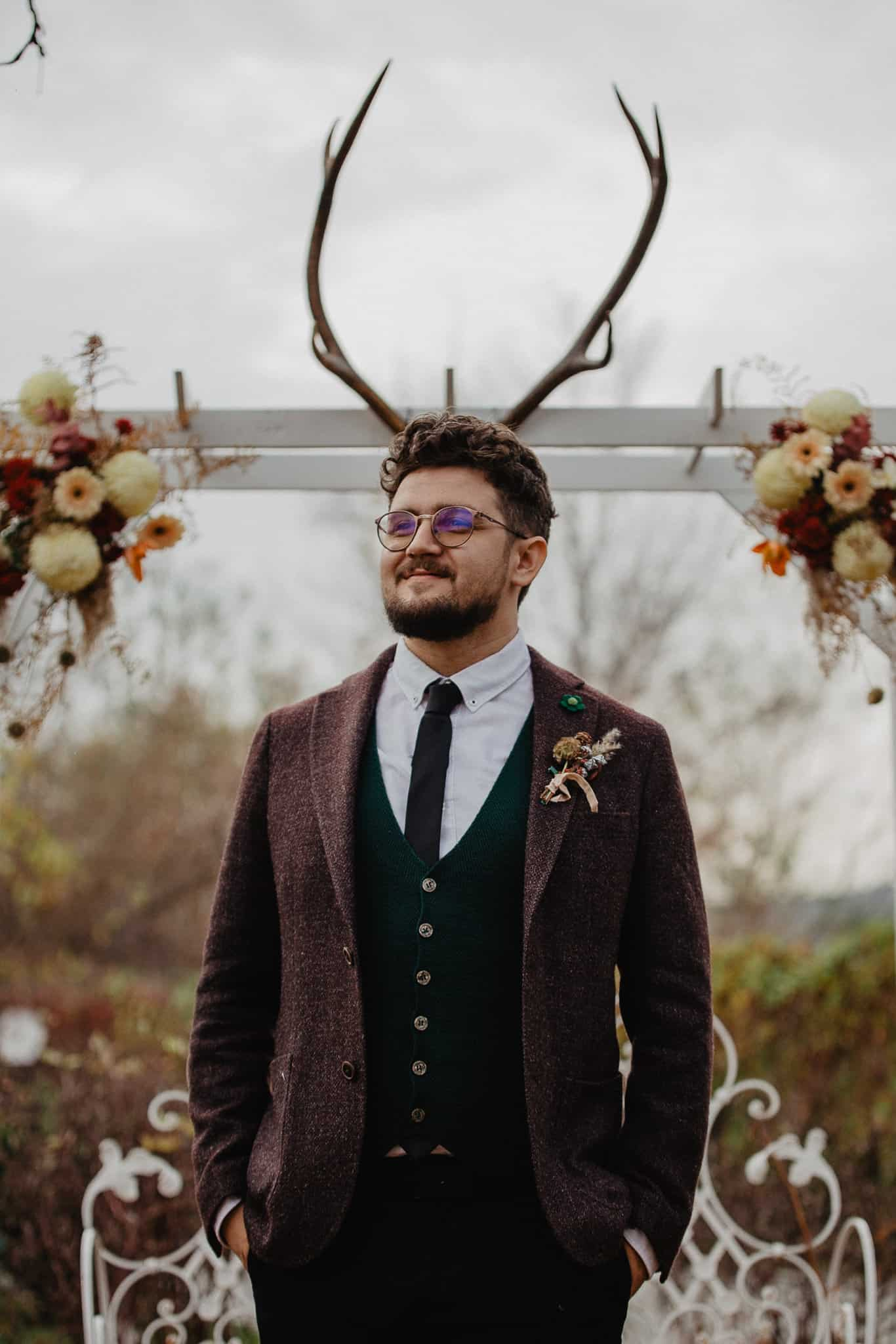 Groom Portraits You Will Keep In Mind Forever!