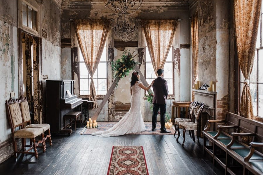 Louisiana Wedding Venues