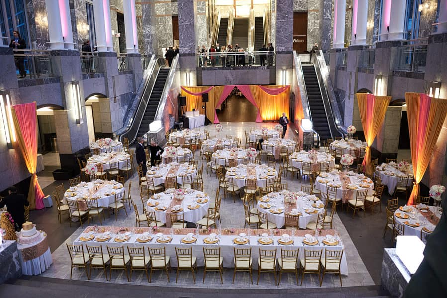 Windy City's Most Amazing Wedding Venues For You