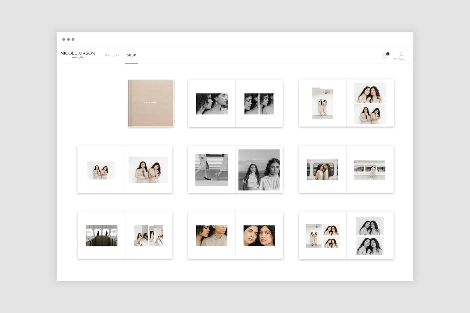 Selling Photo Albums In The Digital Age Lookslikefilm