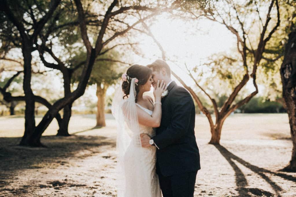 Tucson Country Club Wedding