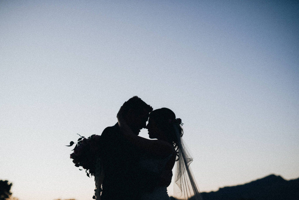 A Beautiful And Emotional Wedding At The Tucson Country Club