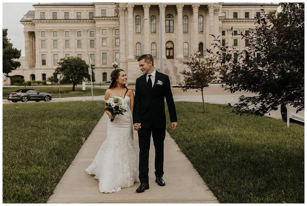 Kansas City Wedding