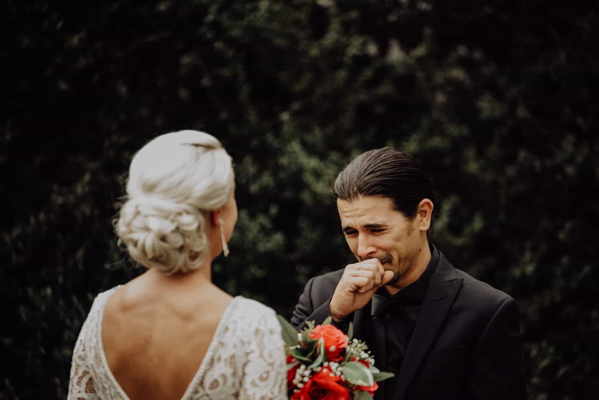 The Most Intense And Emotional First Look Moments At Weddings