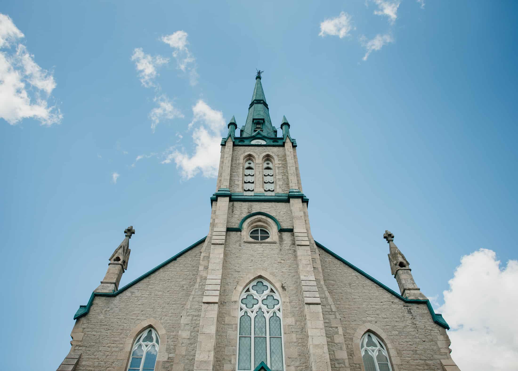 A Joyful Wedding At The Elora Mill