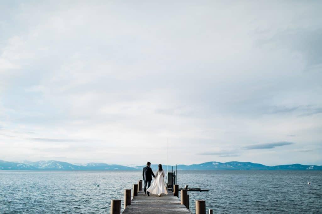 Lake Tahoe Elopement