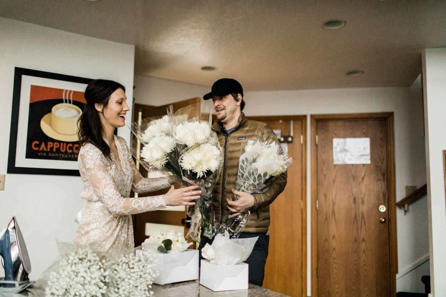 The Most Intimate Winter Elopement At Lake Tahoe