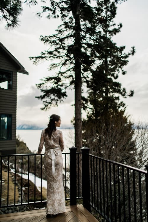 Lake Tahoe Elopement