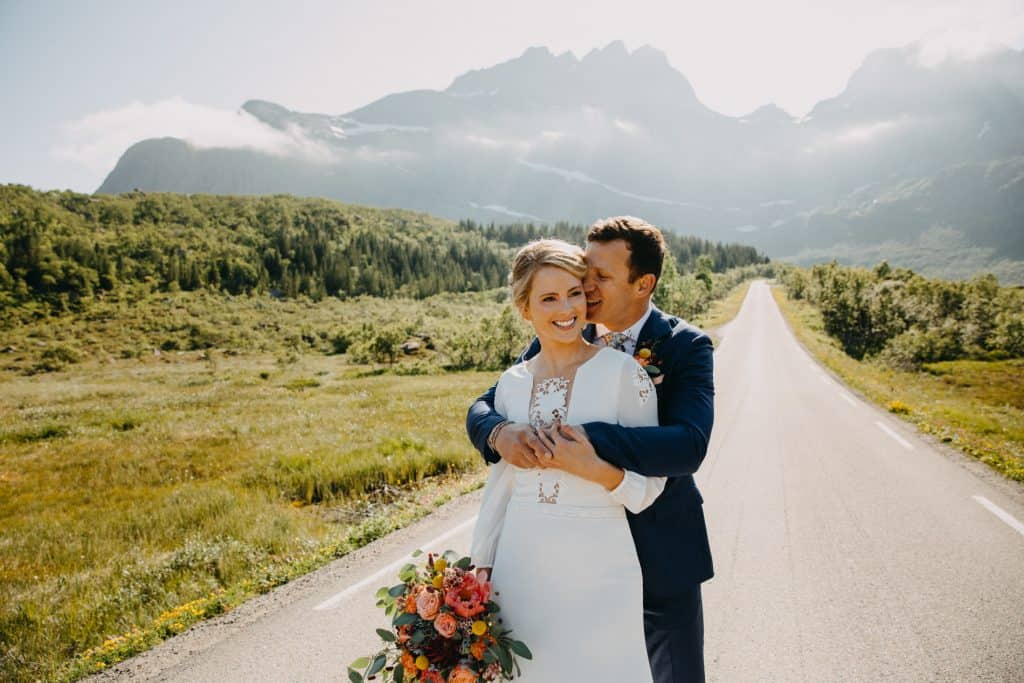 An Adventurous Elopement Above The Clouds
