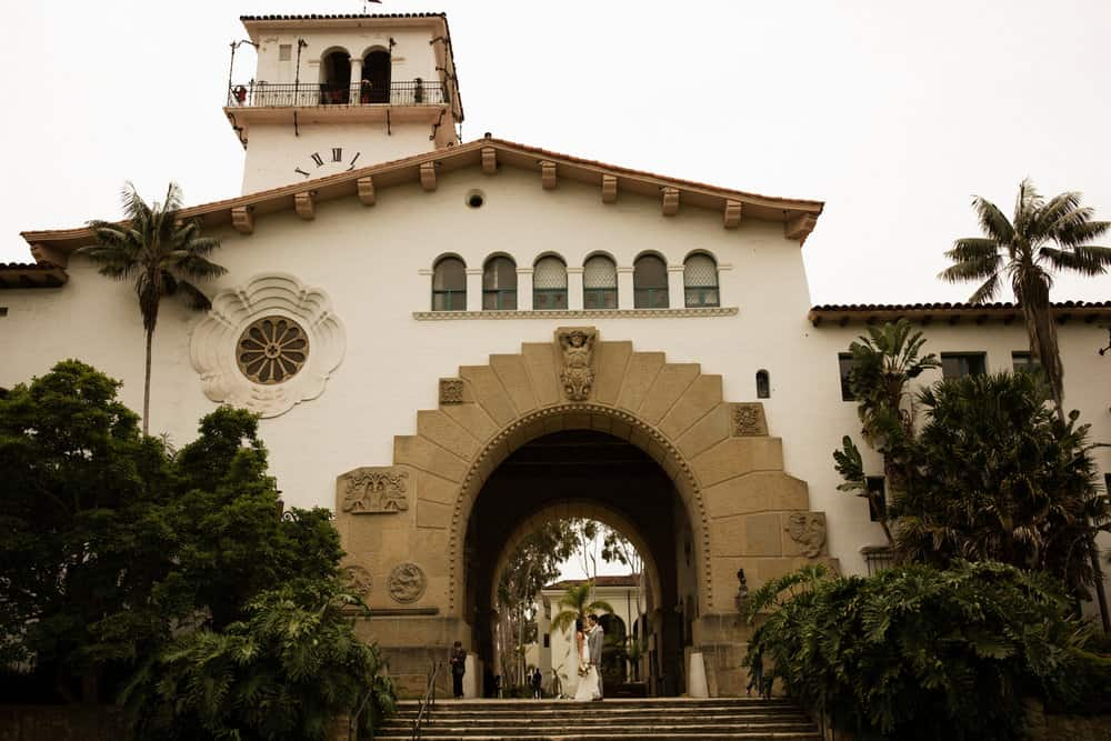 Santa Barbara Elopement