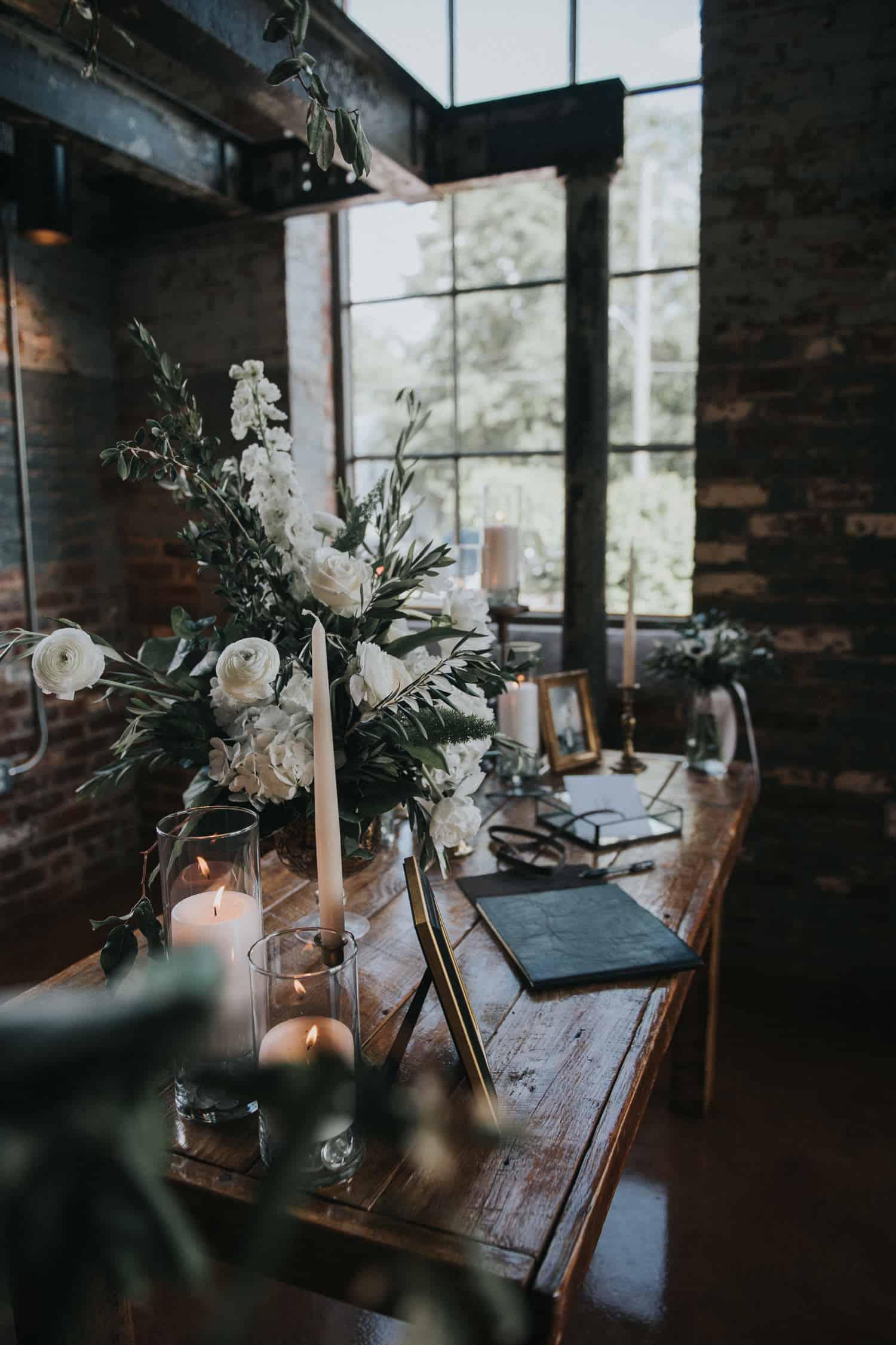 Getting Married In An Industrial Ambience In Georgia