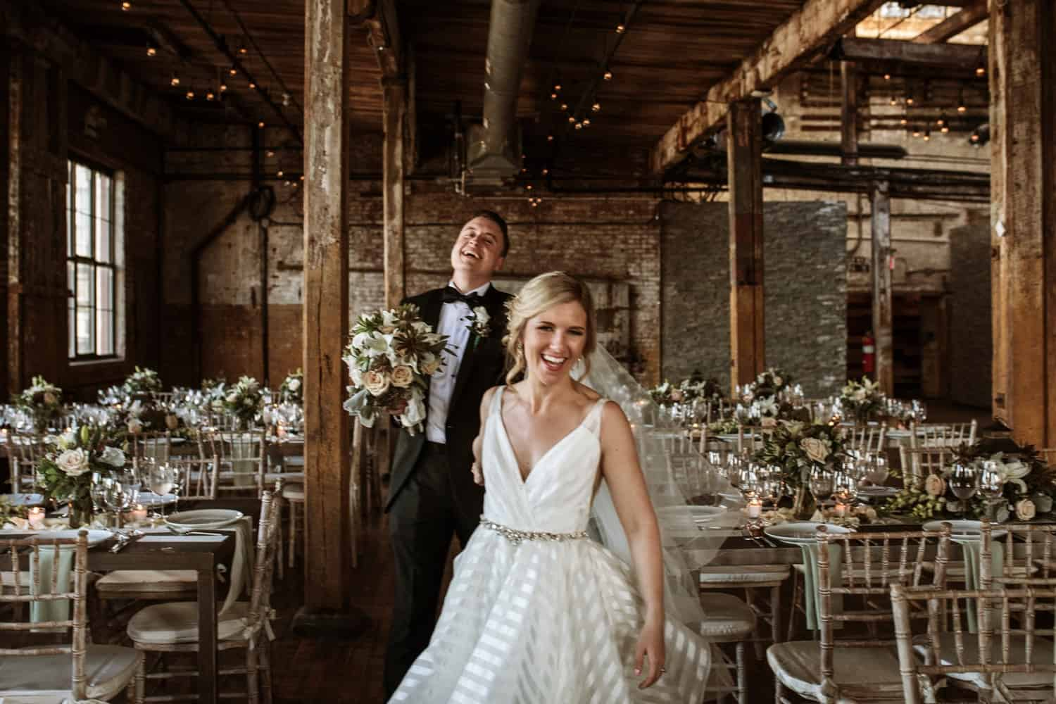 A Beautiful Love Story At The Greenpoint Loft In Brooklyn