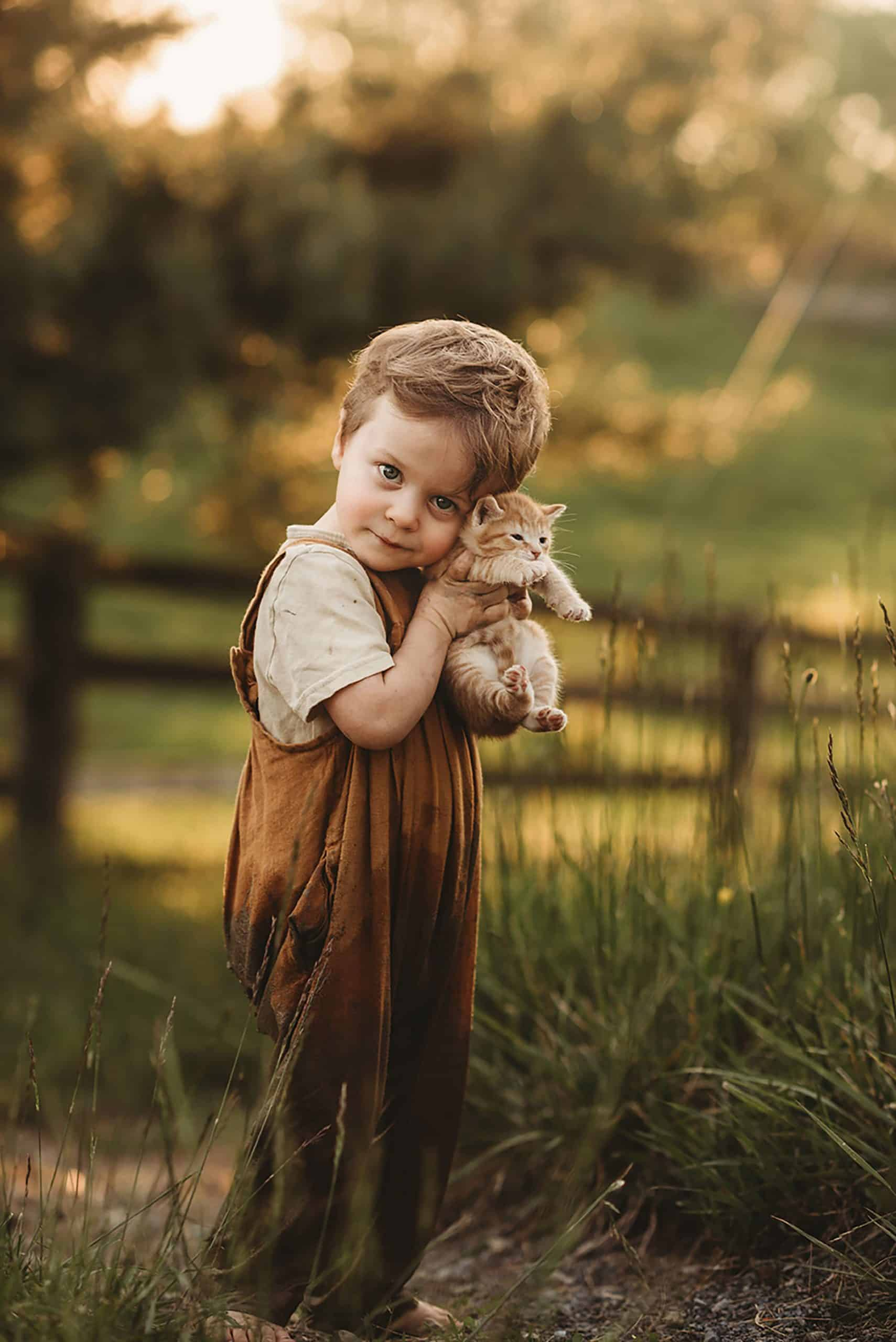 180 Stunning Kids Photos You're Going To Love!
