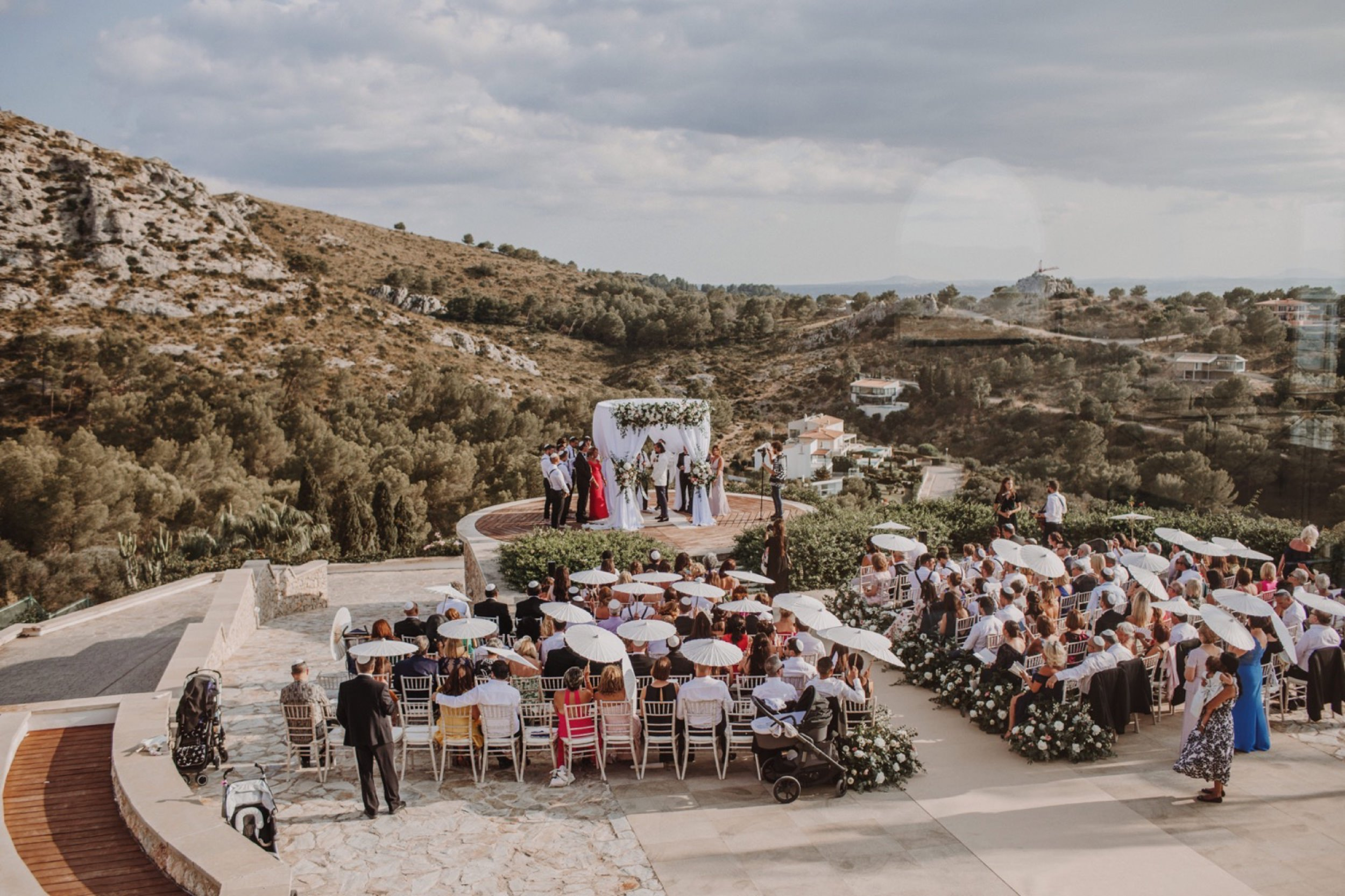 All Eyes On This Stunning Mallorca Wedding