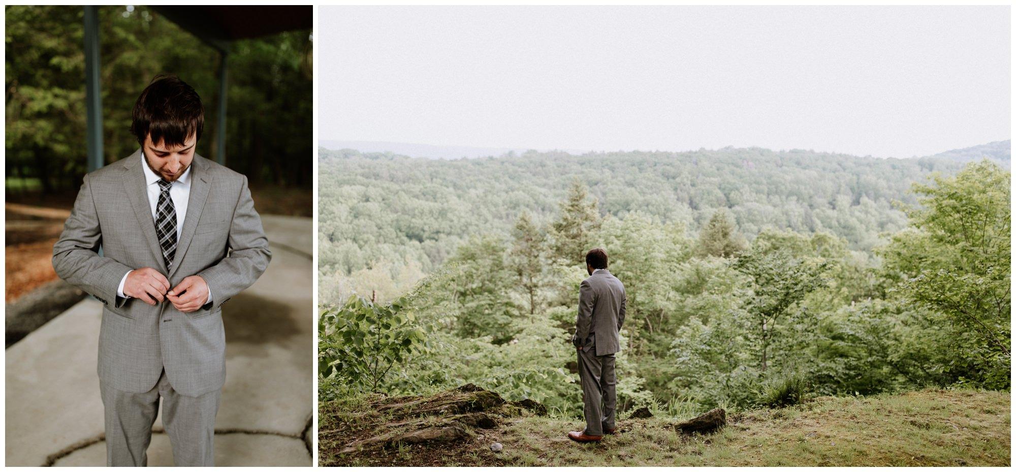 A Beautiful & Intimate Elopement in Pennsylvania