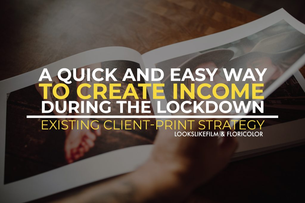 existing client-print strategy