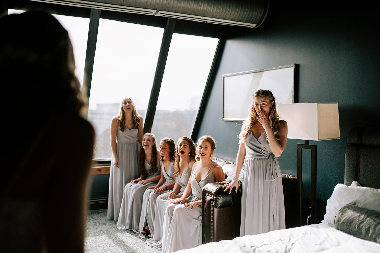 23 Wonderful Wedding Party Moments