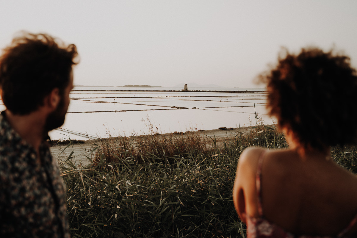 A Lovely Pre-Wedding Photoshoot In Sicily