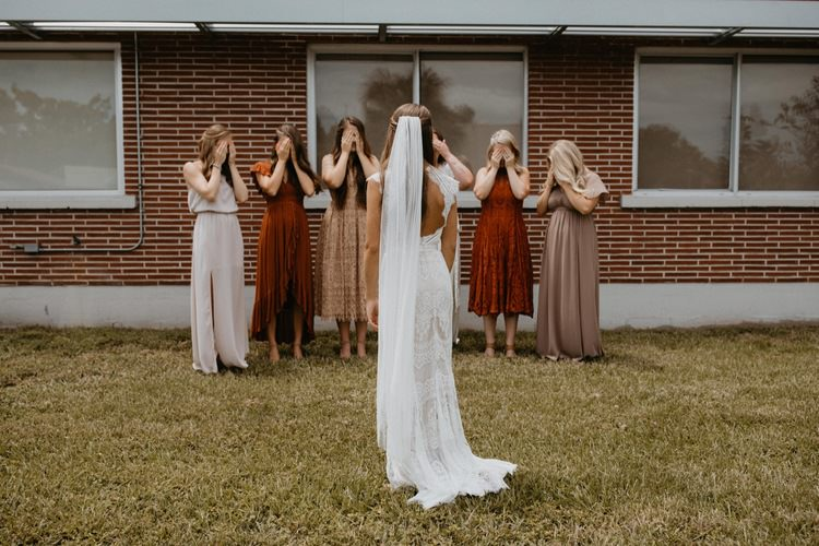A Modern Industrial Wedding In Florida