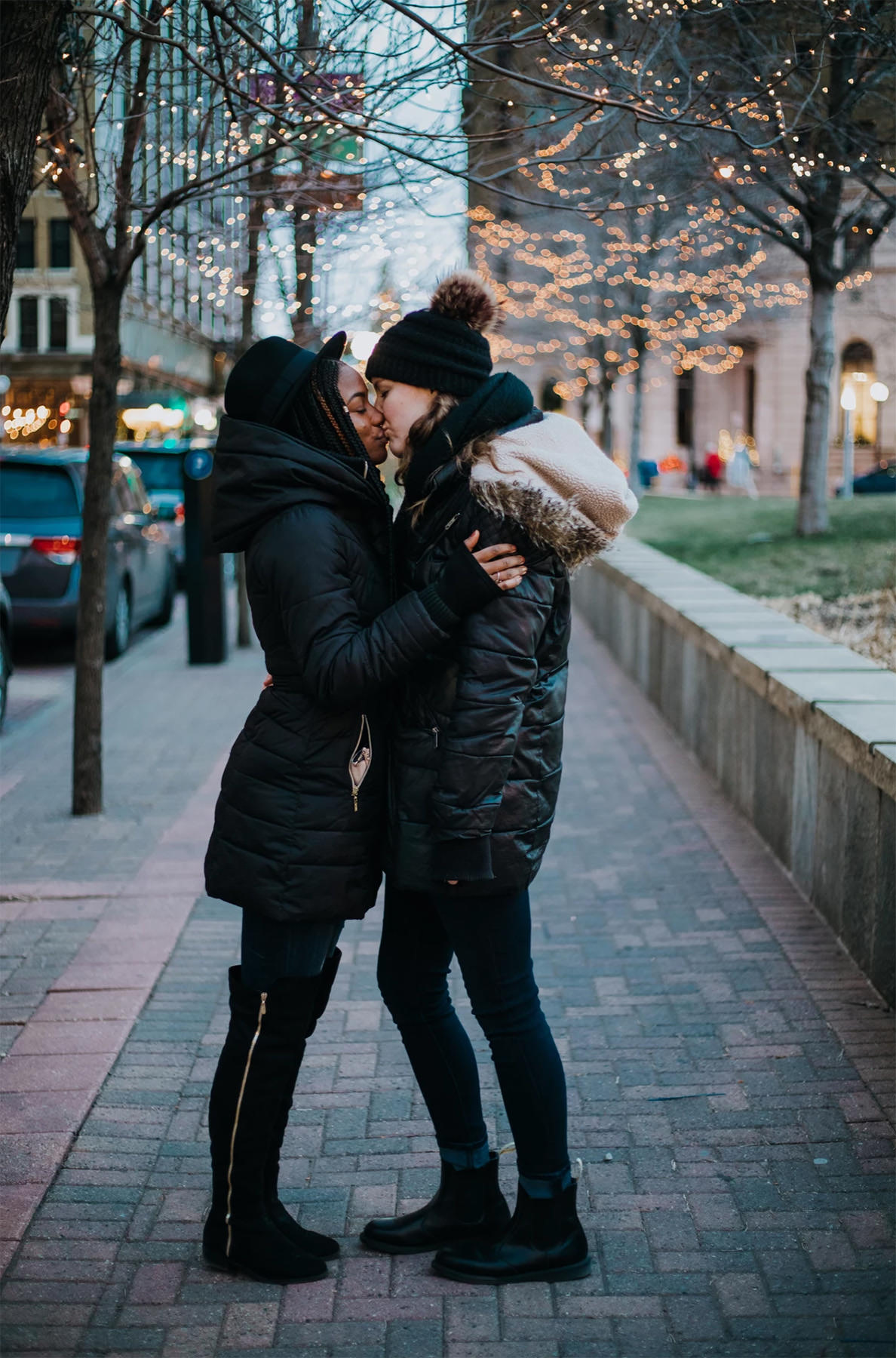 Couple Photoshoot in St. Paul - A Session Full Of Love