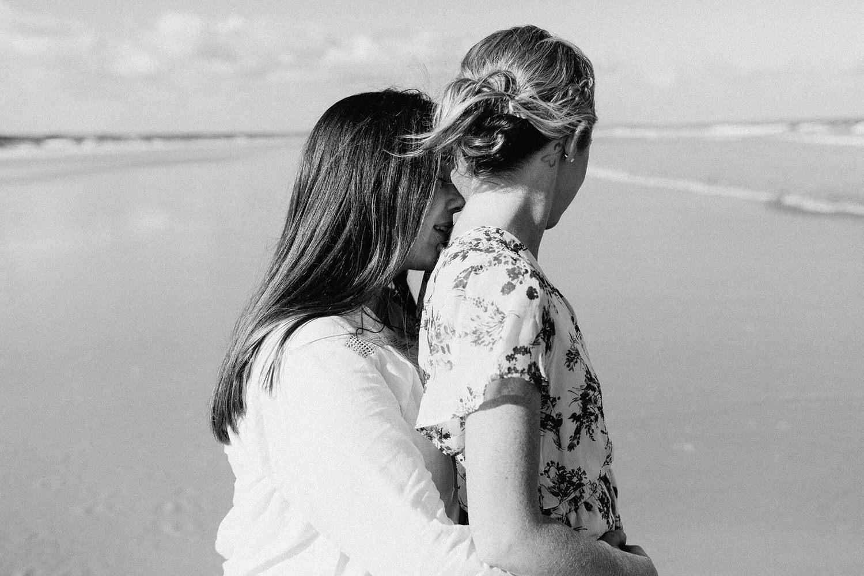 A Stunning Engagement Shoot On Cumberland Island