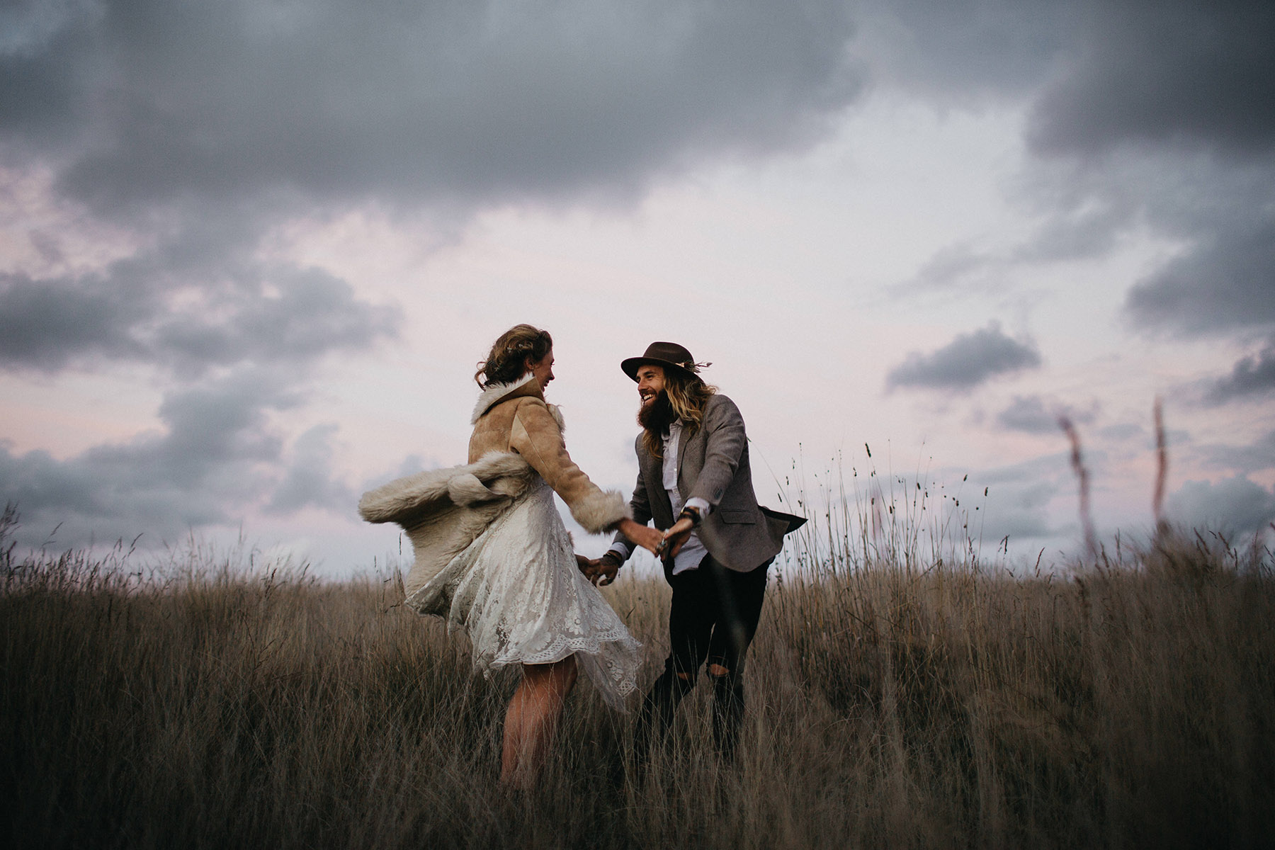 Lightroom Presets for Elopement Photographers - Stag & Doe Presets by Joshua Mikhaiel