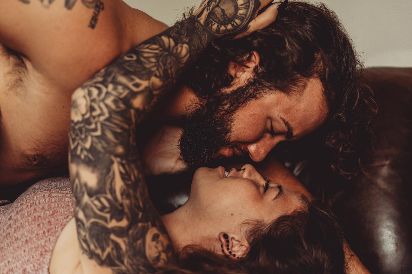 This Couple Photoshoot Is Too Hot To Handle