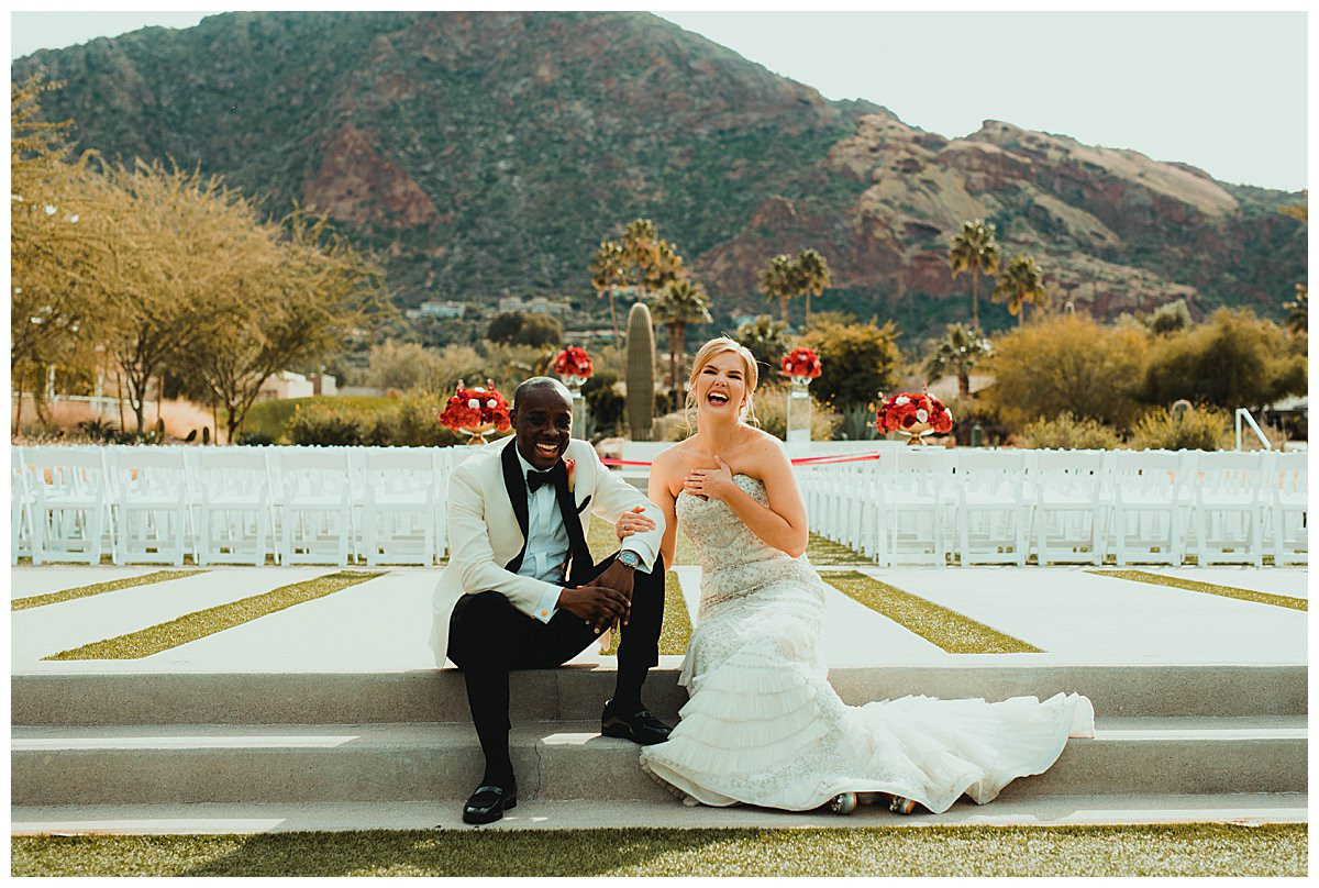Beautiful Mountain Resort Wedding In Arizona