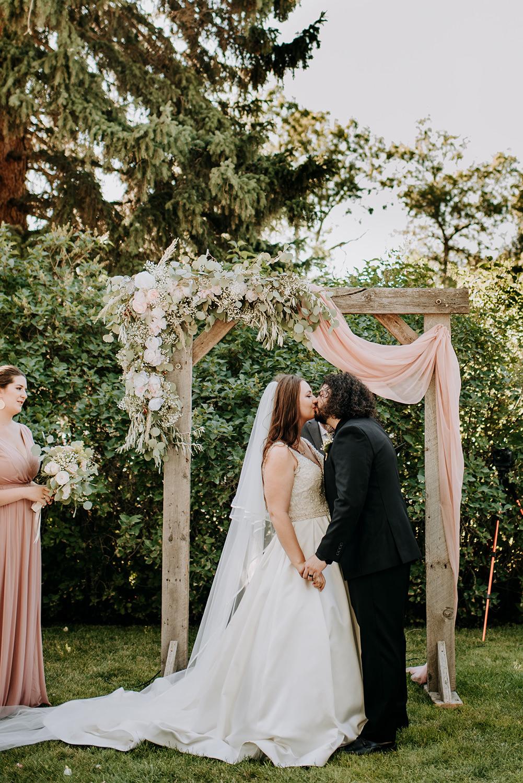 A Perfect Wedding Day In Bozeman, Montana