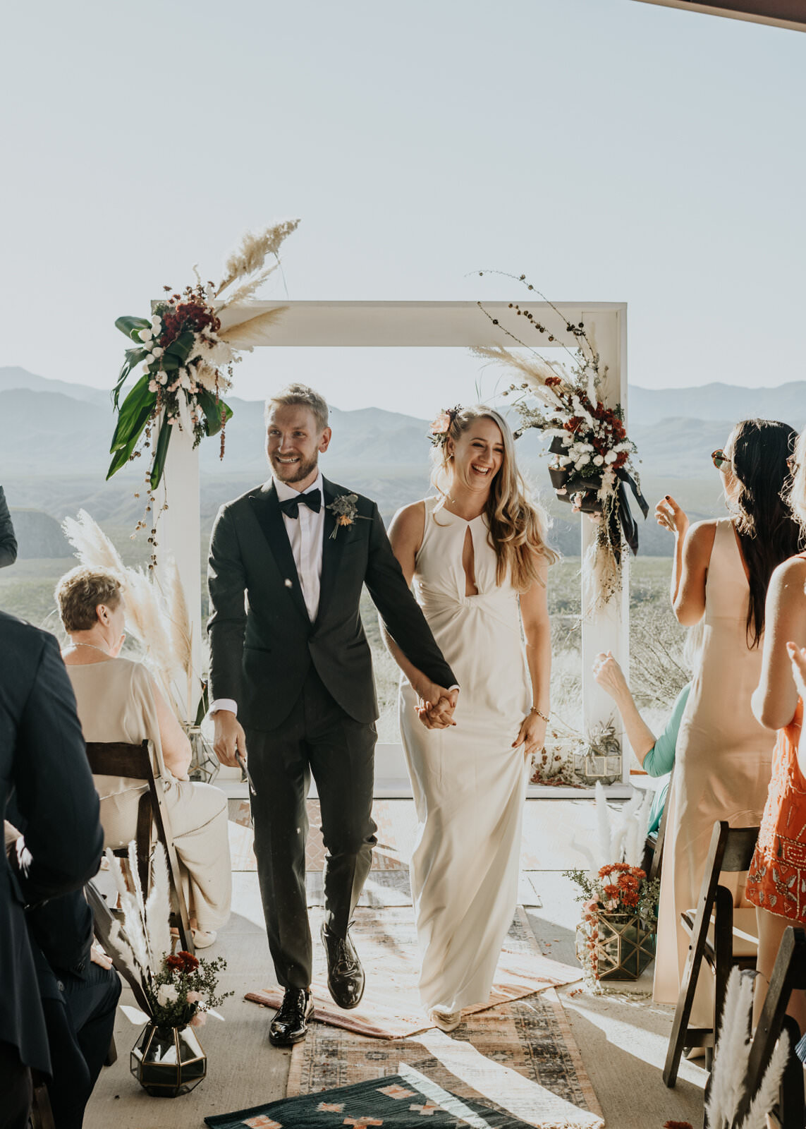 50 Stunning Images Of A Desert Wedding In Texas