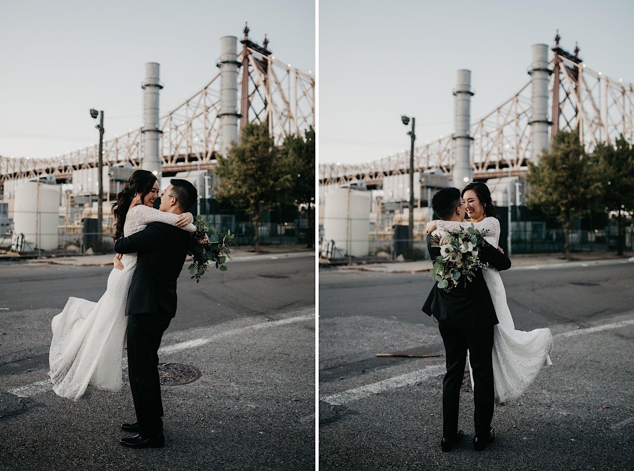 Classy And Fabulous New York Wedding