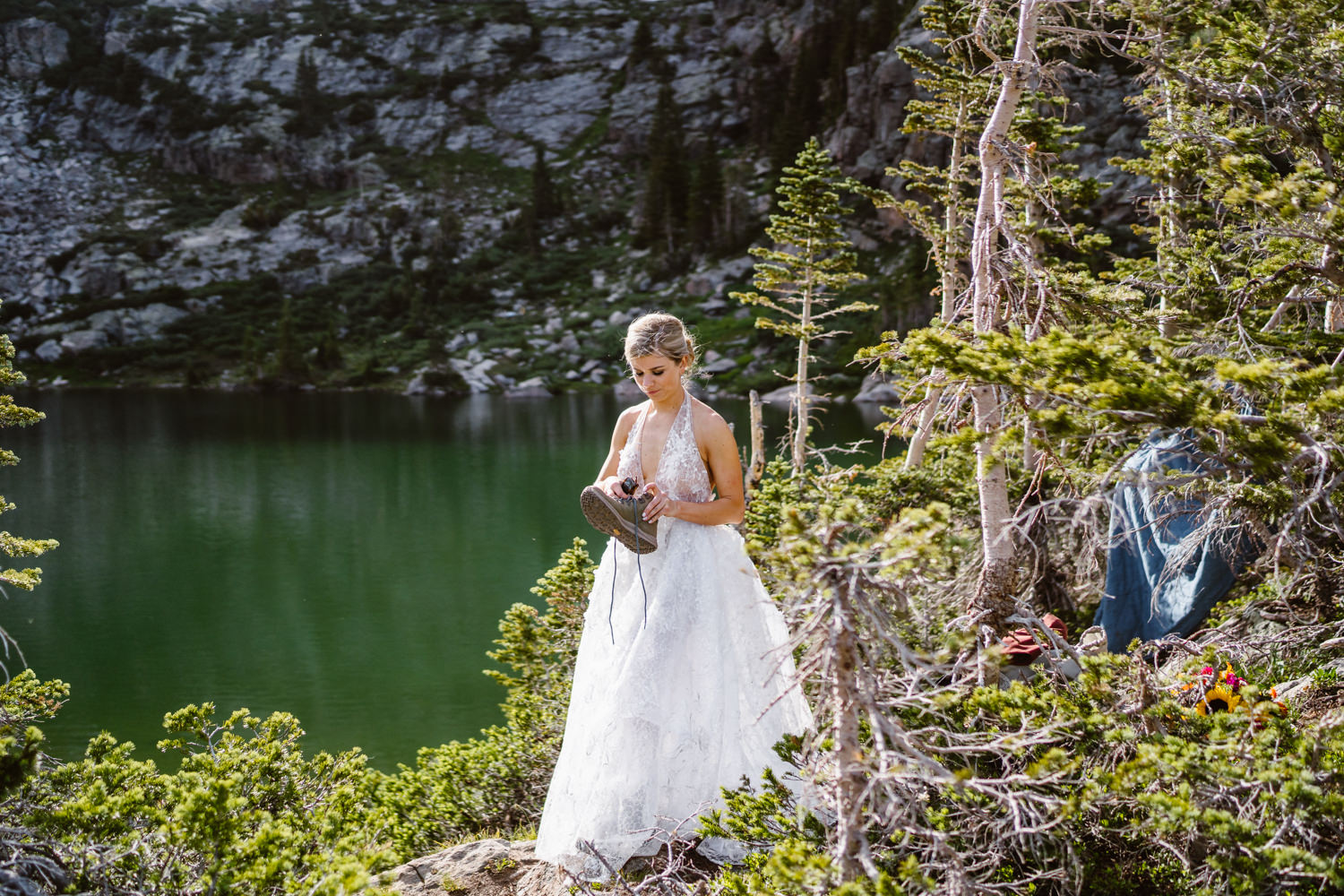 Love Is Not Cancelled - A Beautiful Colorado Mountain Elopement